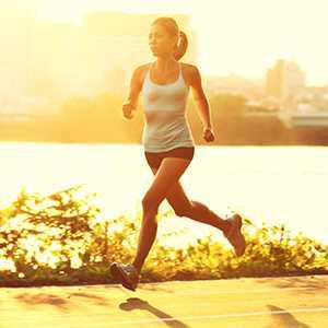 sports runner